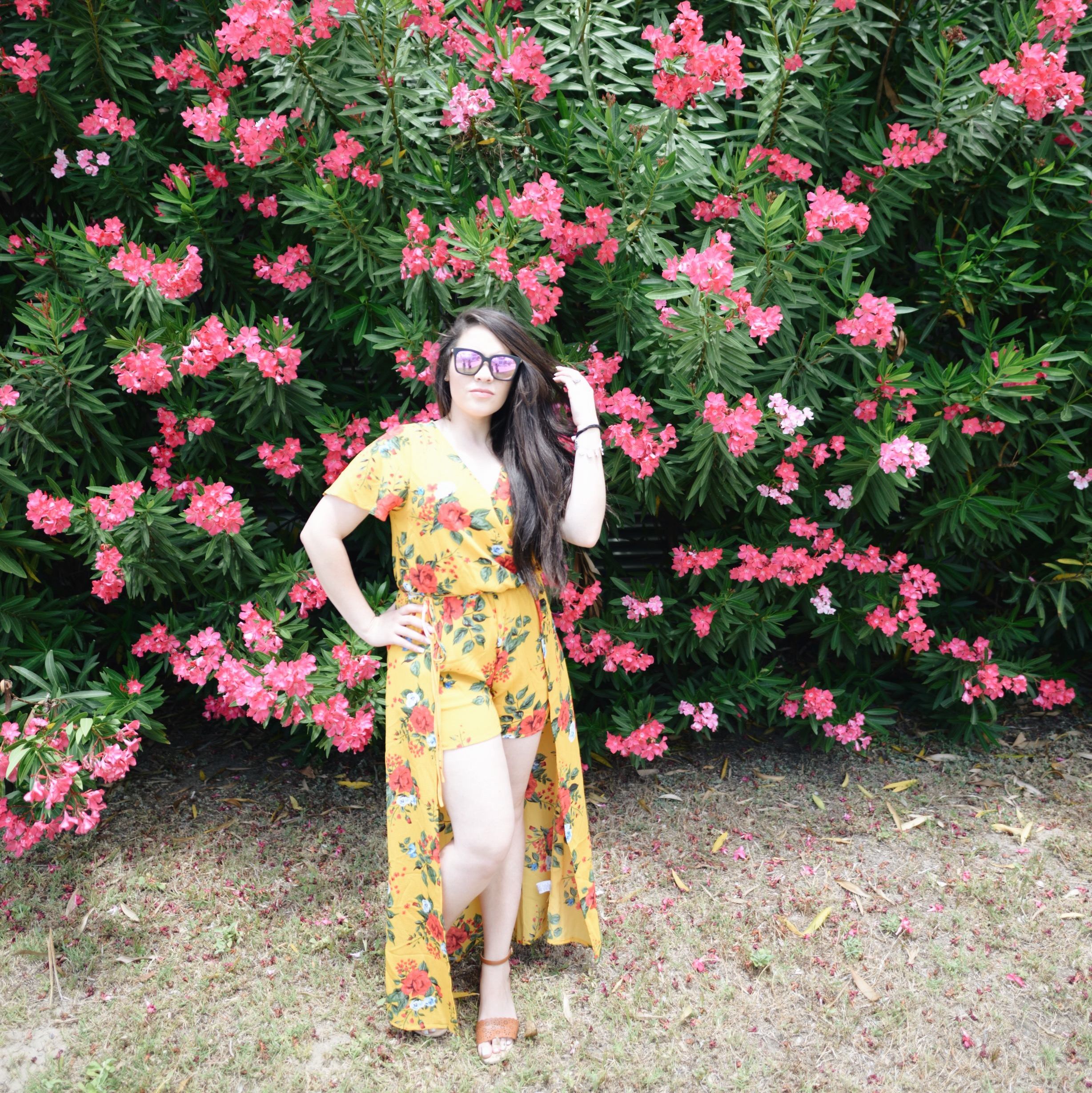 #romper, Skirt, Summer fashion, trend linkup